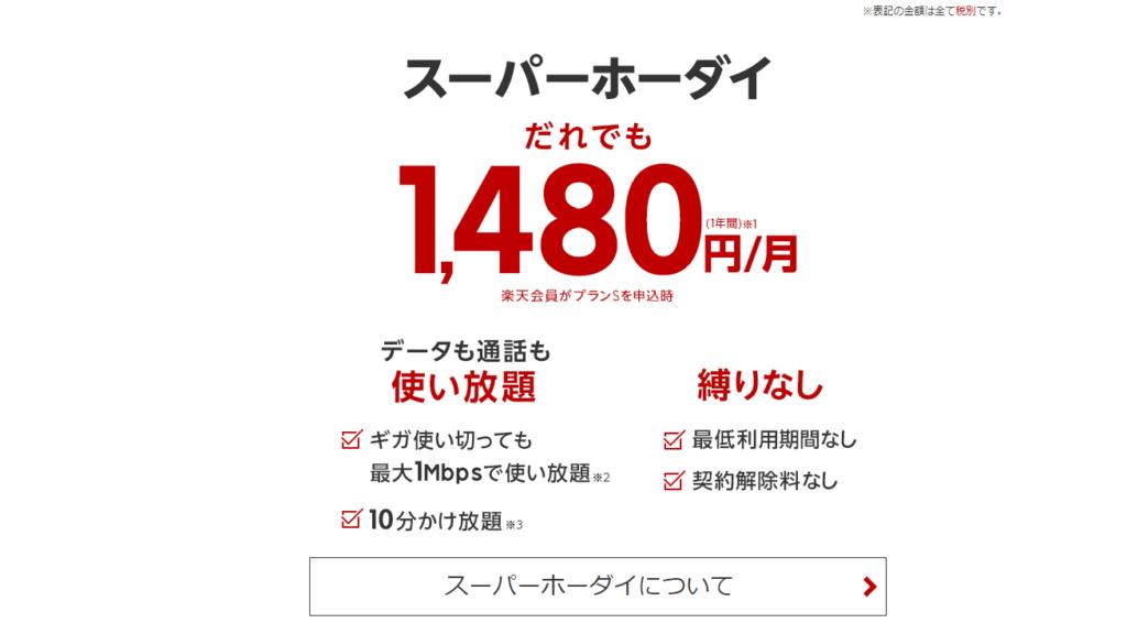 【楽天モバイル】デビットカードで登録&契約する方法